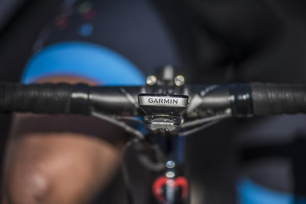 ISRAELC YCLING ACADEMY PARTNERS WITH GARMIN
