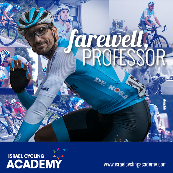 FAREWELL, PROFESSOR! Ruben Plaza Retires After 19 Years in Pro Cycling