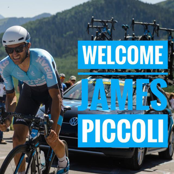 James Piccoli joins Israel cycling AcademyA in 2020