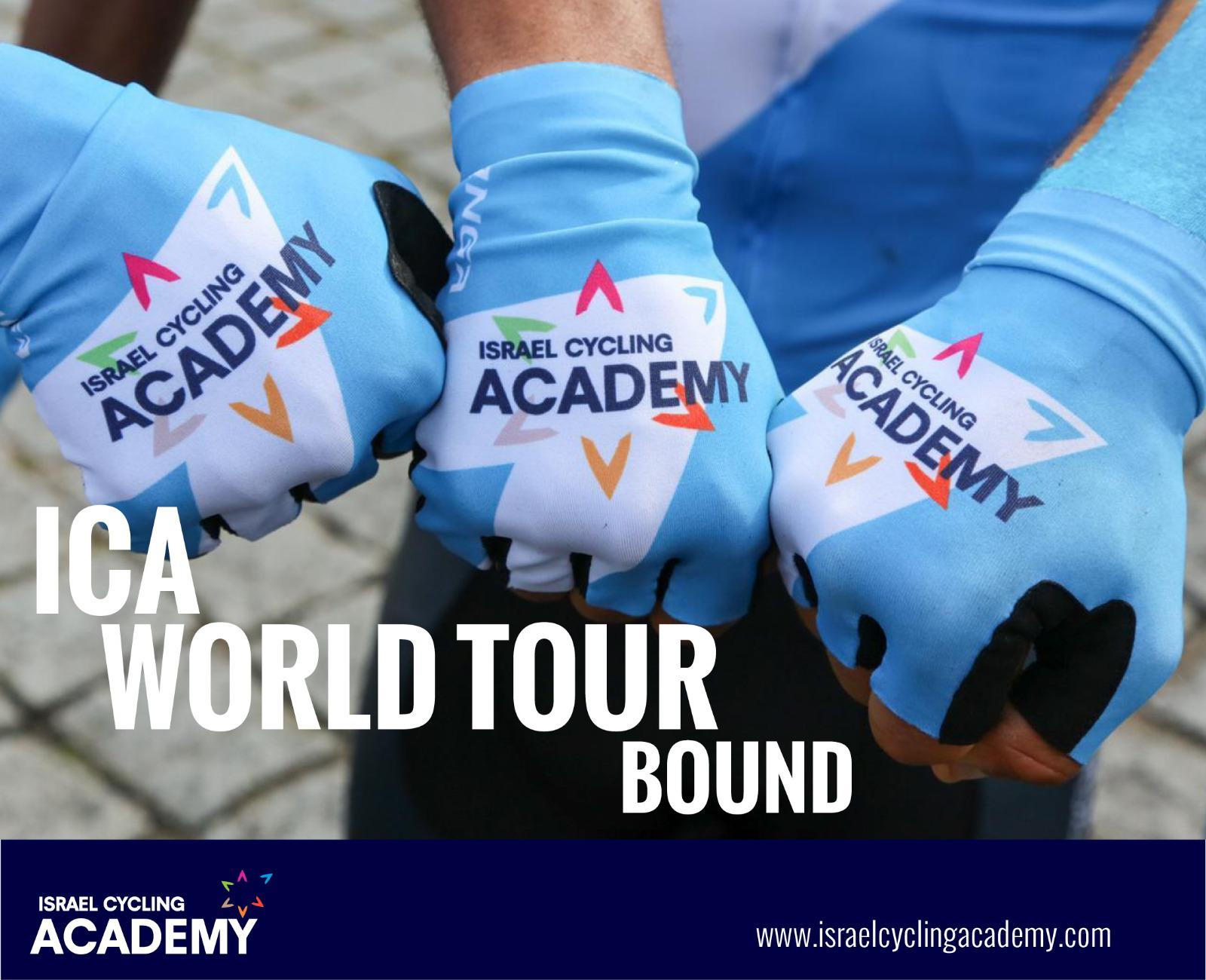 Israel Cycling Academy to Join World Tour in 2020