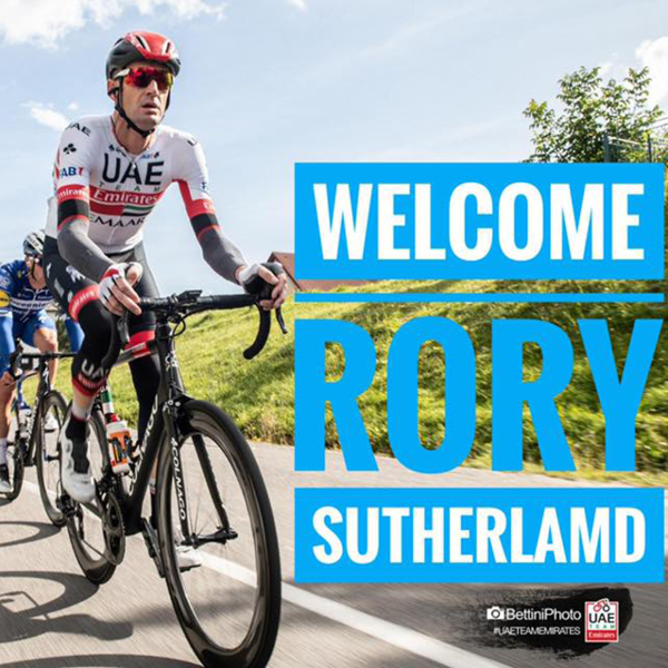Adding The Ultimate Leader, Mentor, Rider For All Missions, Rory Sutherland