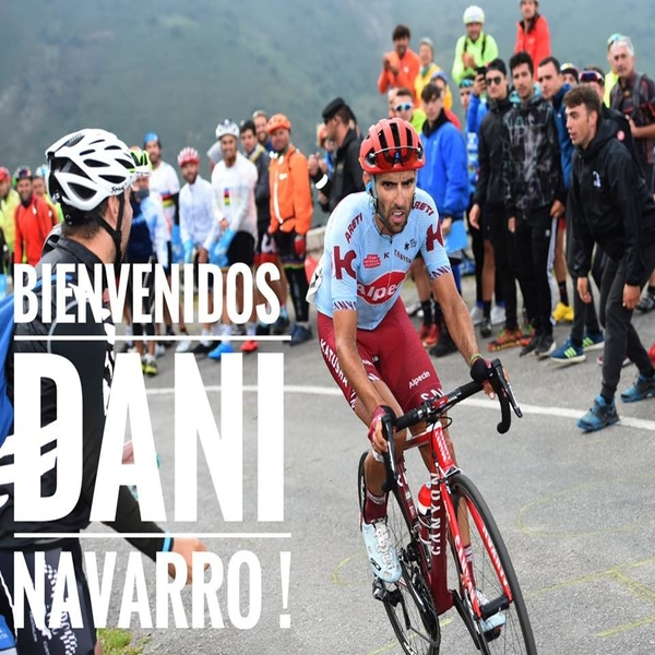 Spaniard climber DANI NAVARRO and Belgian JENTHE BIERMANS from Katusha Alpecin to Join ICA