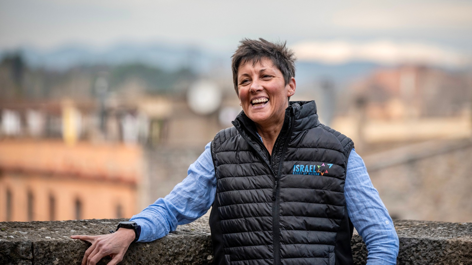 X-Factor: Cherie Pridham, the first female Directeur Sportif in the WorldTour