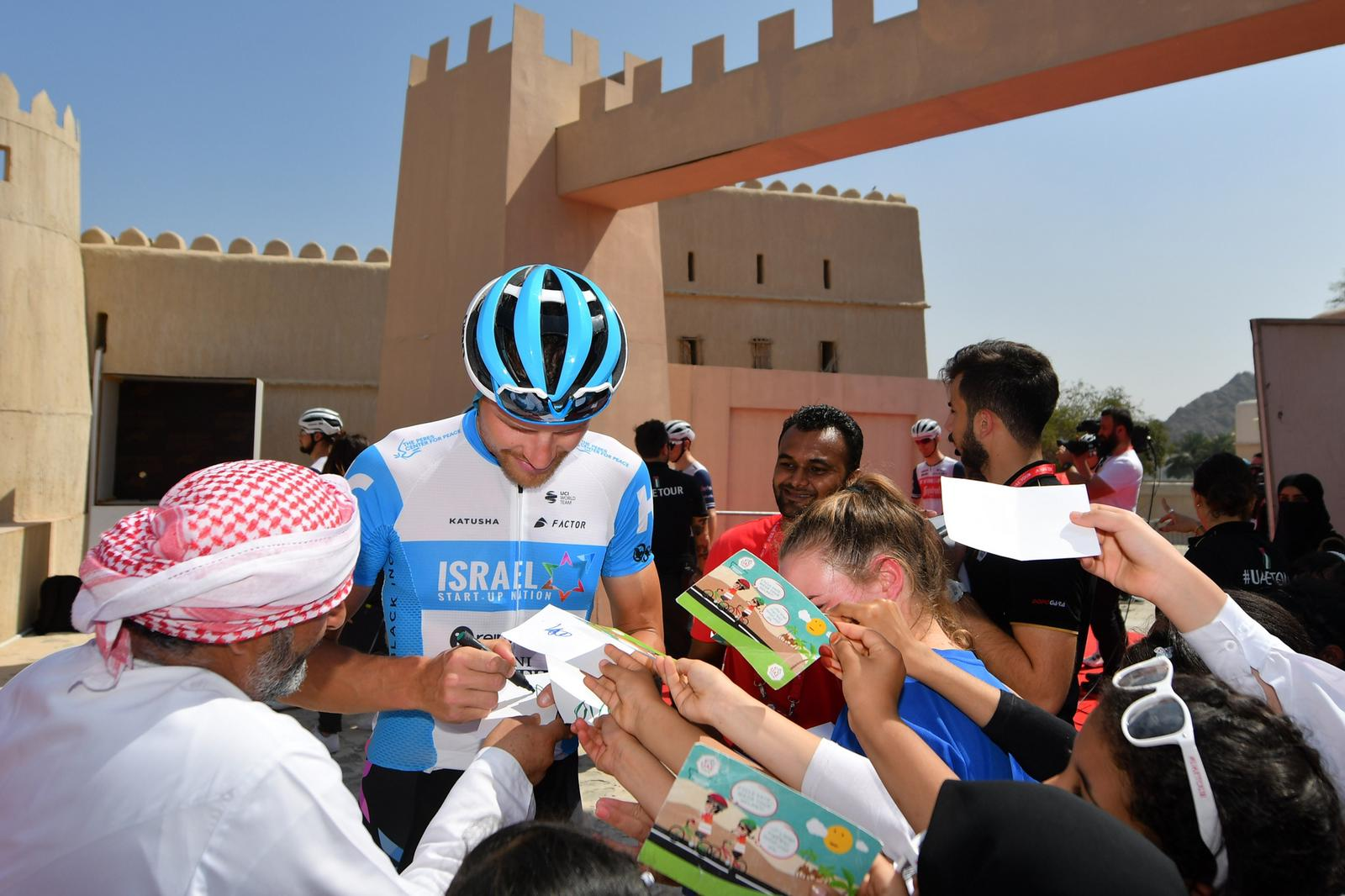 Returning to the UAE Tour