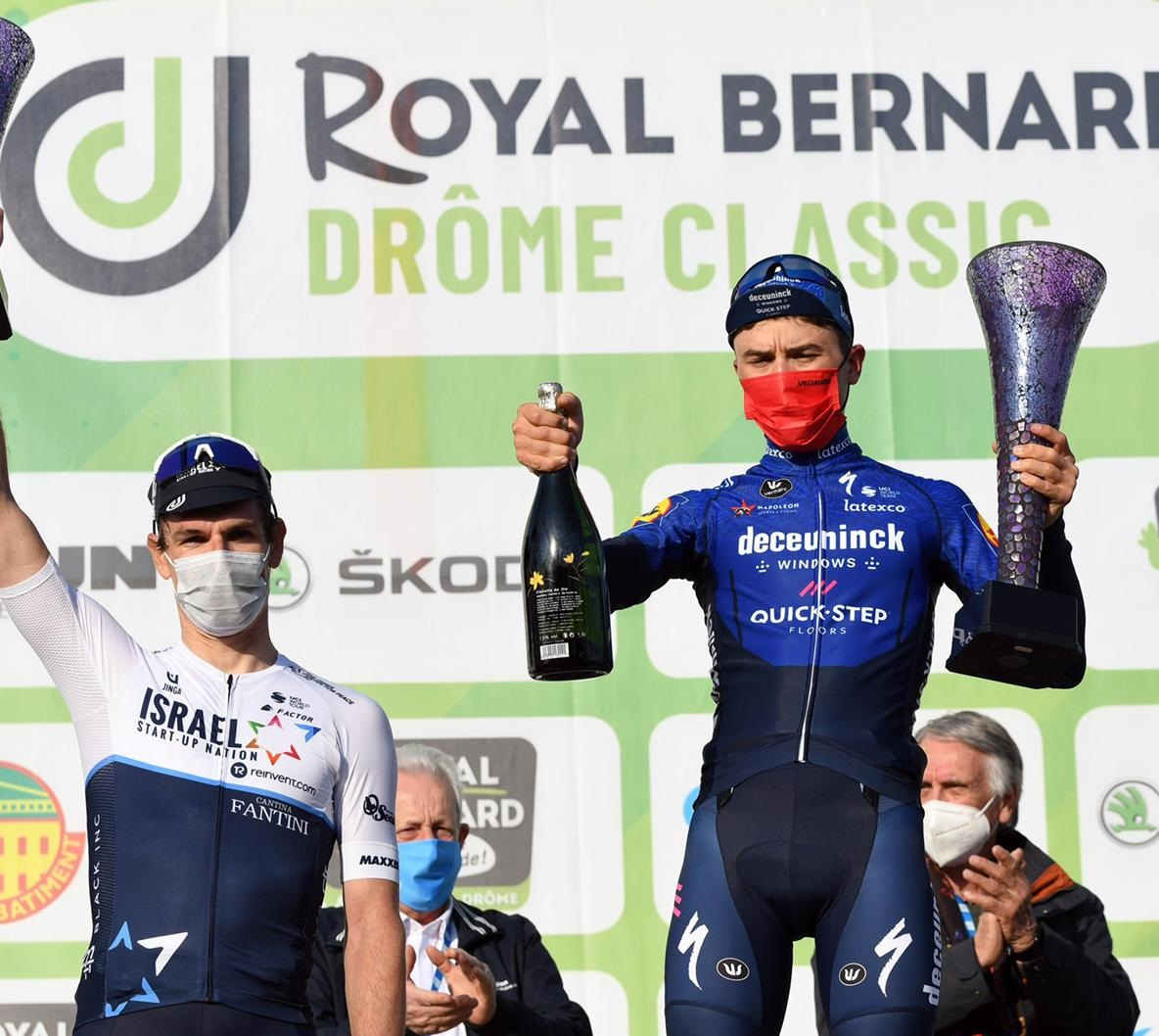 Impey sprints to second in Drome Classic