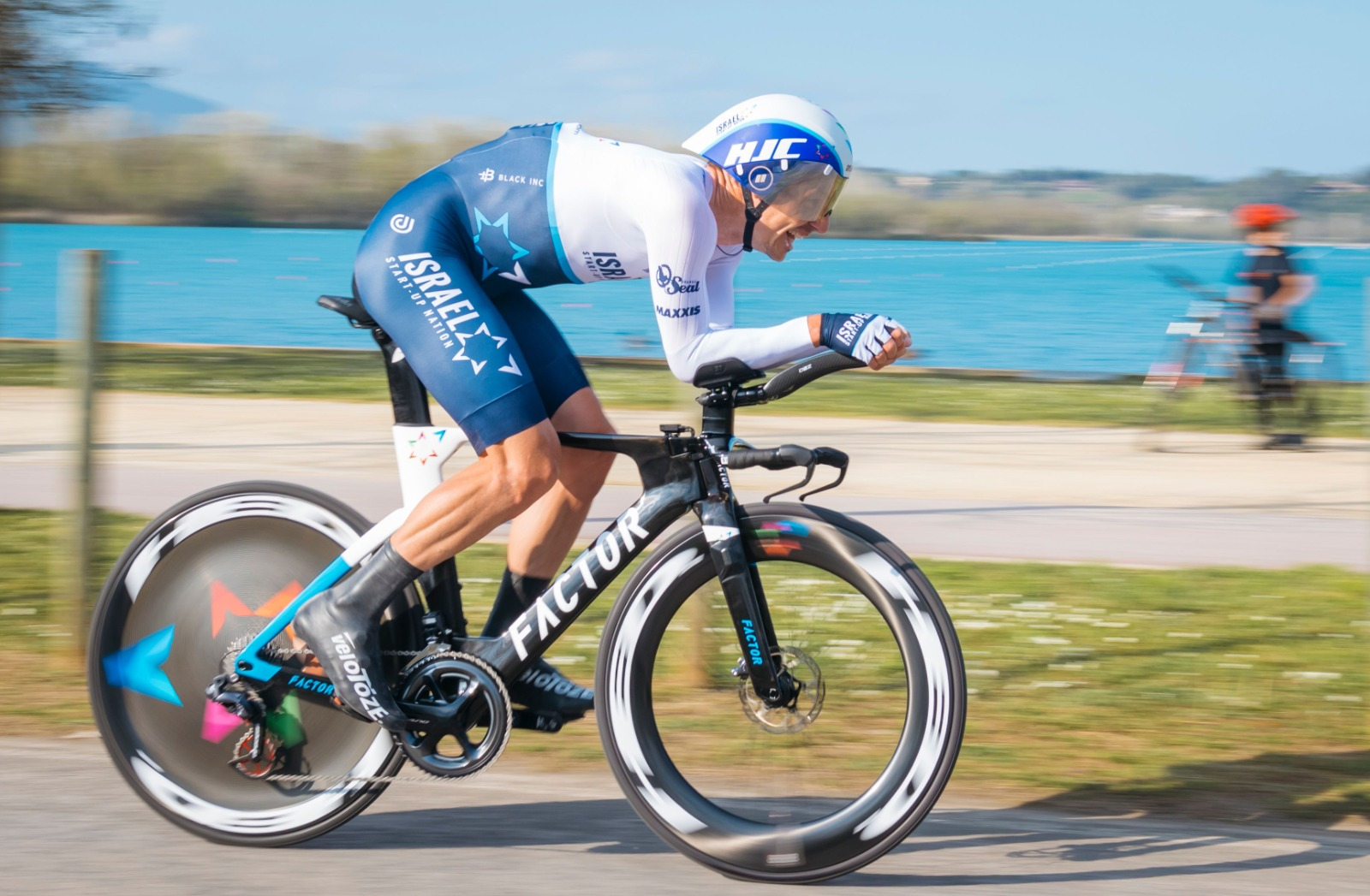 ISN's new riders get familiar with TT-bikes in Catalunya, eyes on the mountains now