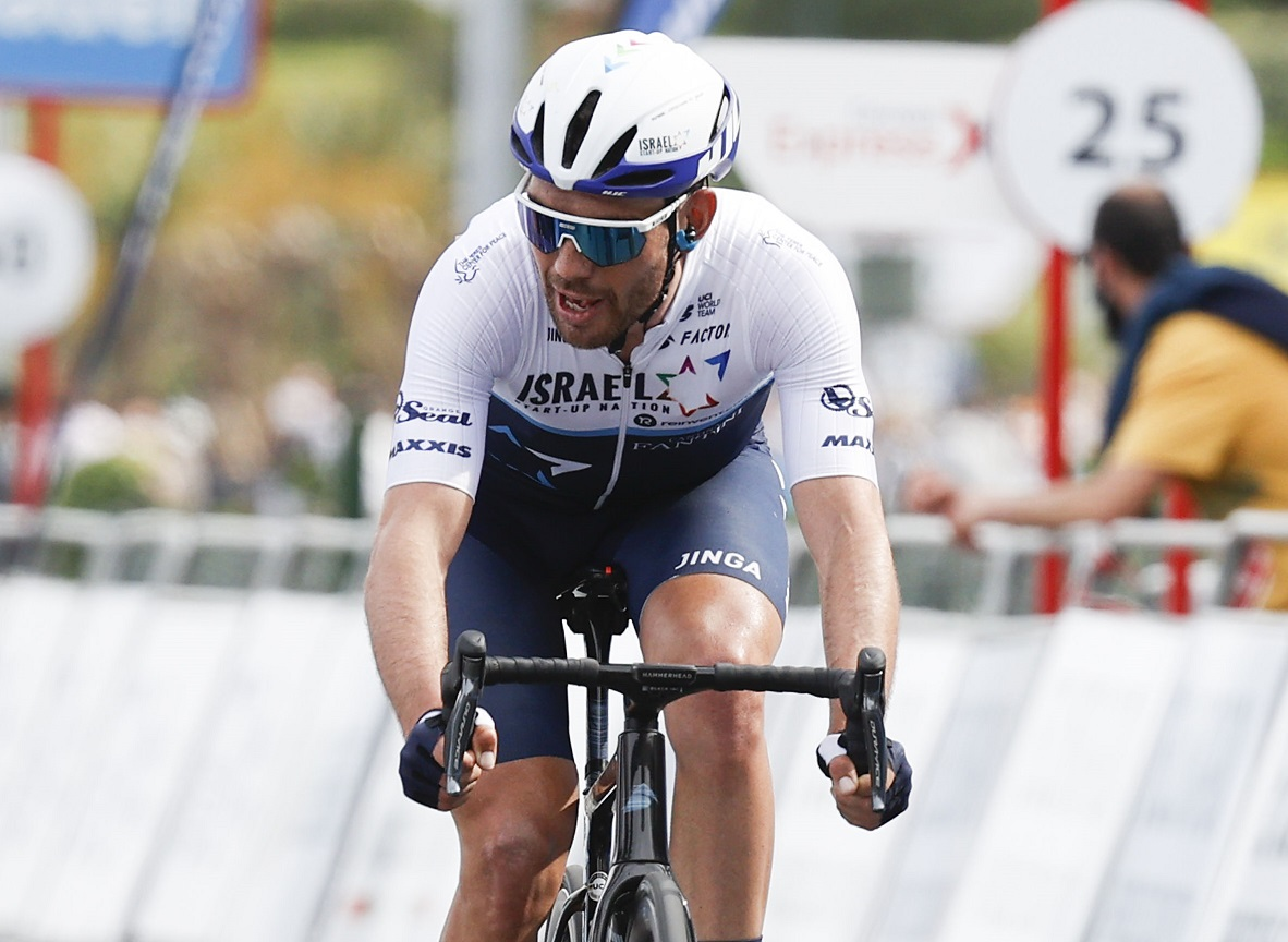 Bevin sprints to third place on stage 1 of Tour de Romandie