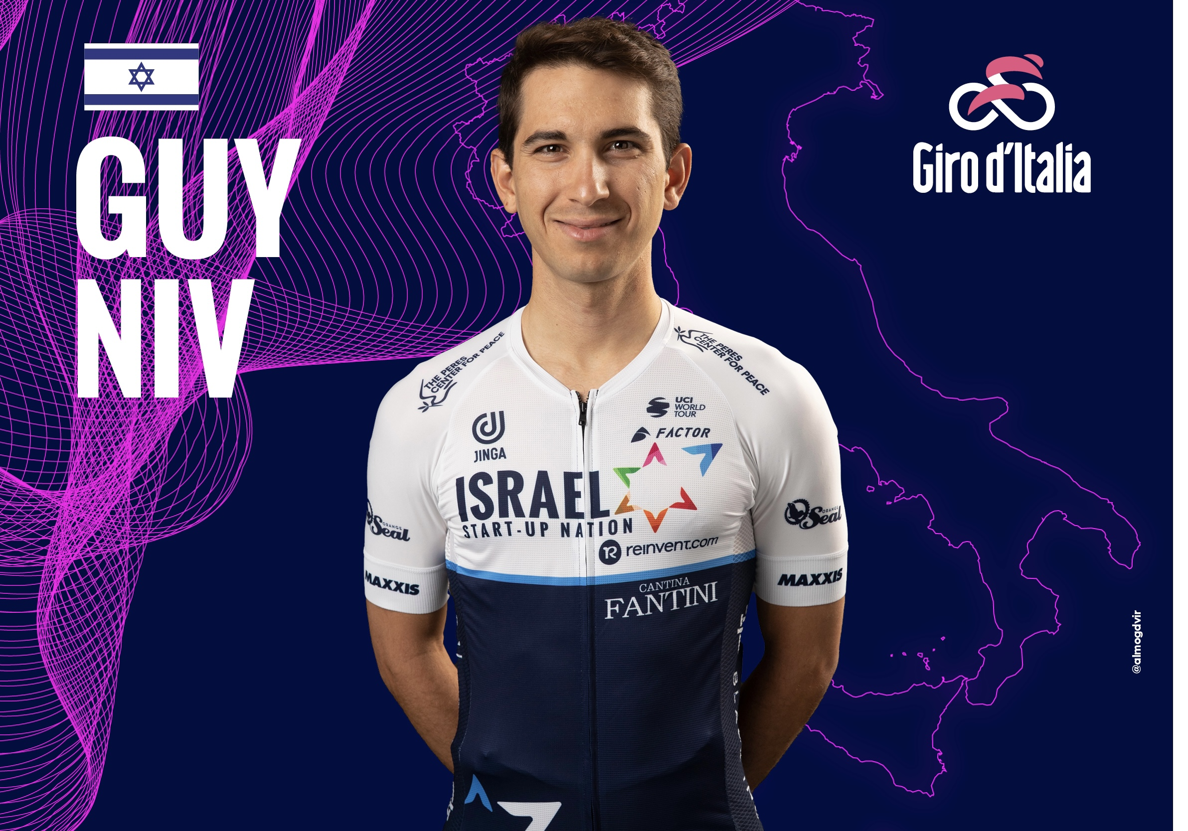 GUY NIV TO THE GIRO !