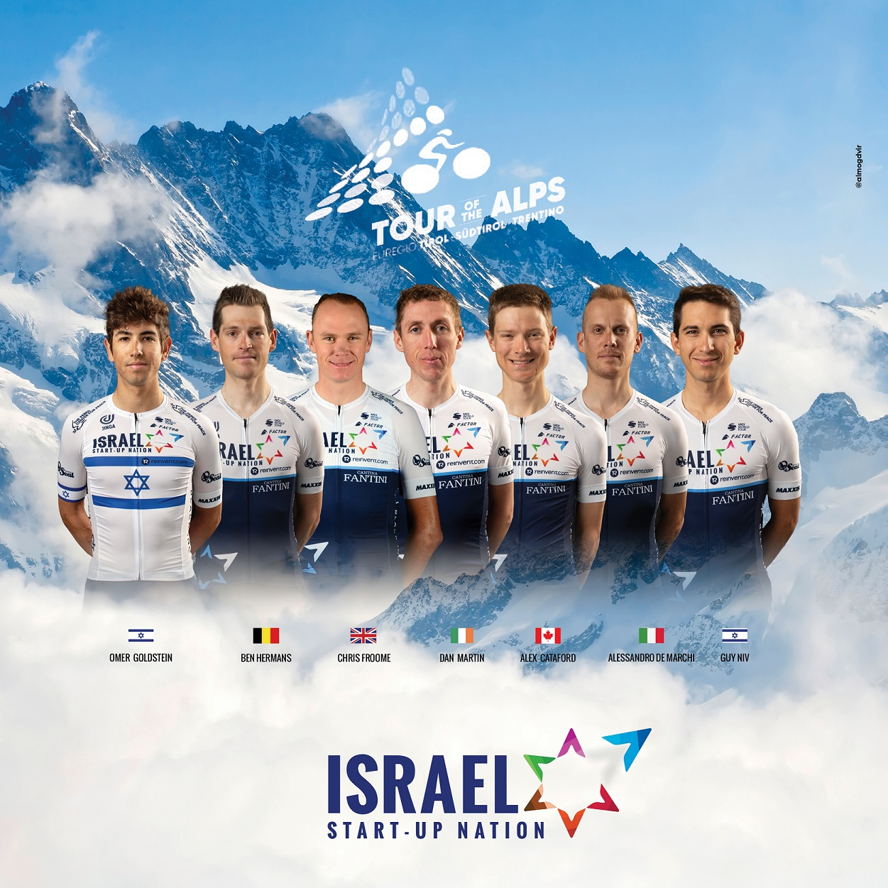 Ambitious ISN Lineup for Tour of the Alps