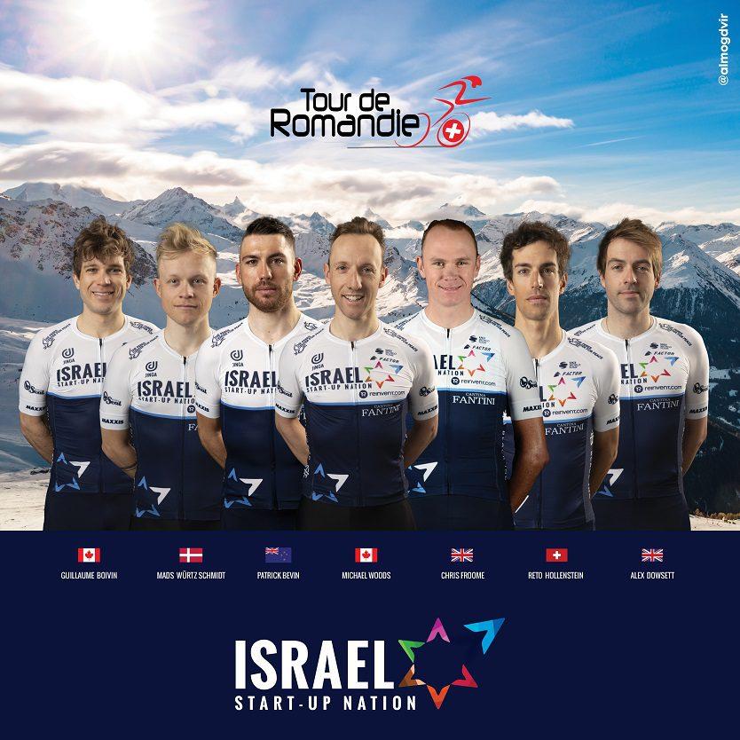 Preview & Lineup: Tour de Romandie