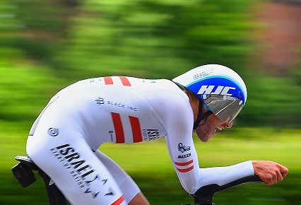 Top-10 for Brändle on the opening day of Giro d'Italia