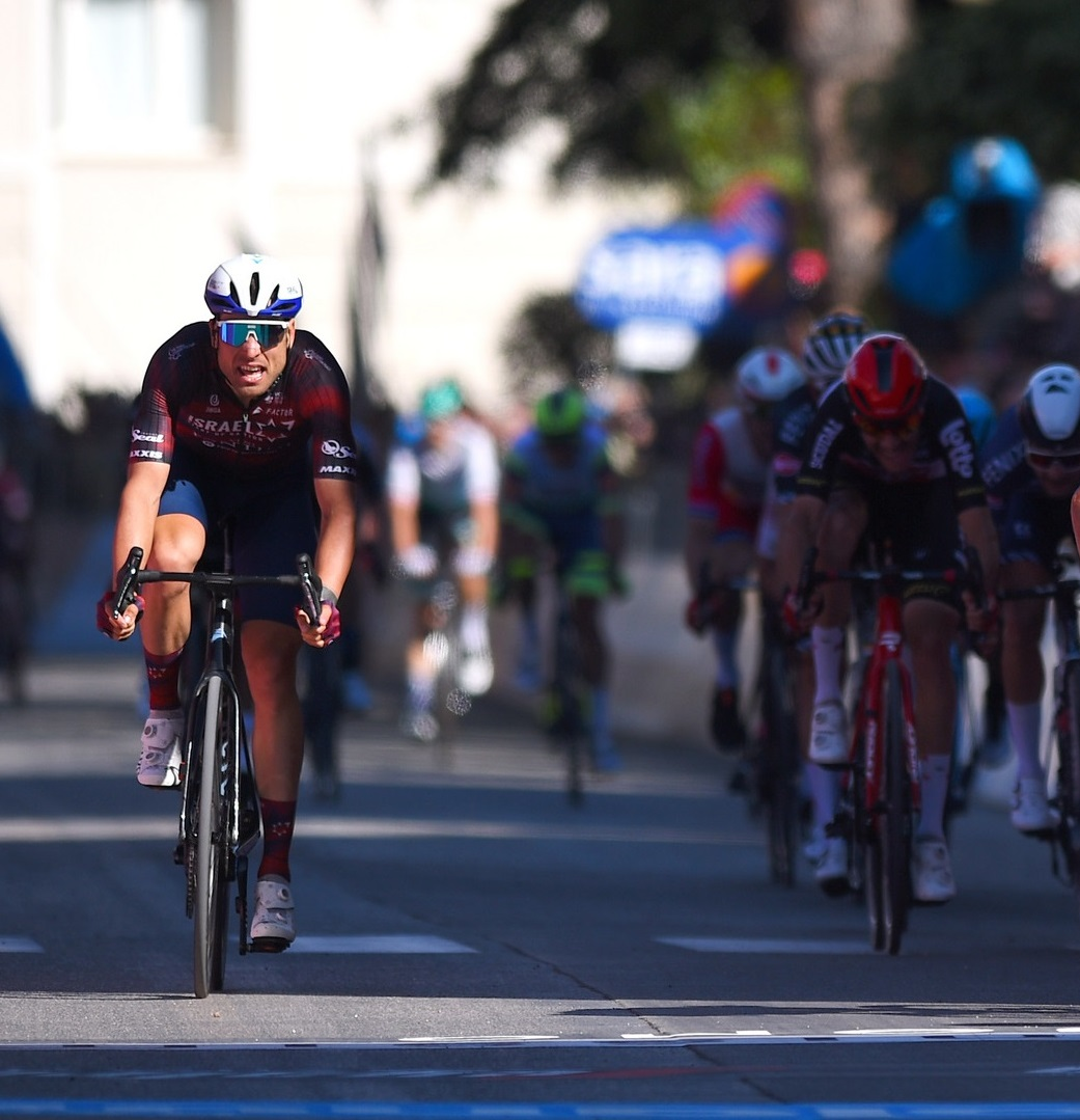 Another Top-3 for Cimolai in Giro d'Italia