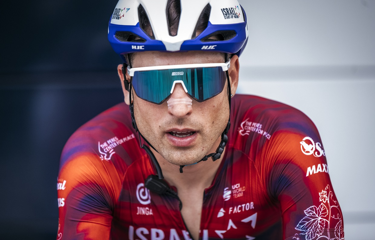Cimolai ninth on stage 2 of Giro d'Italia