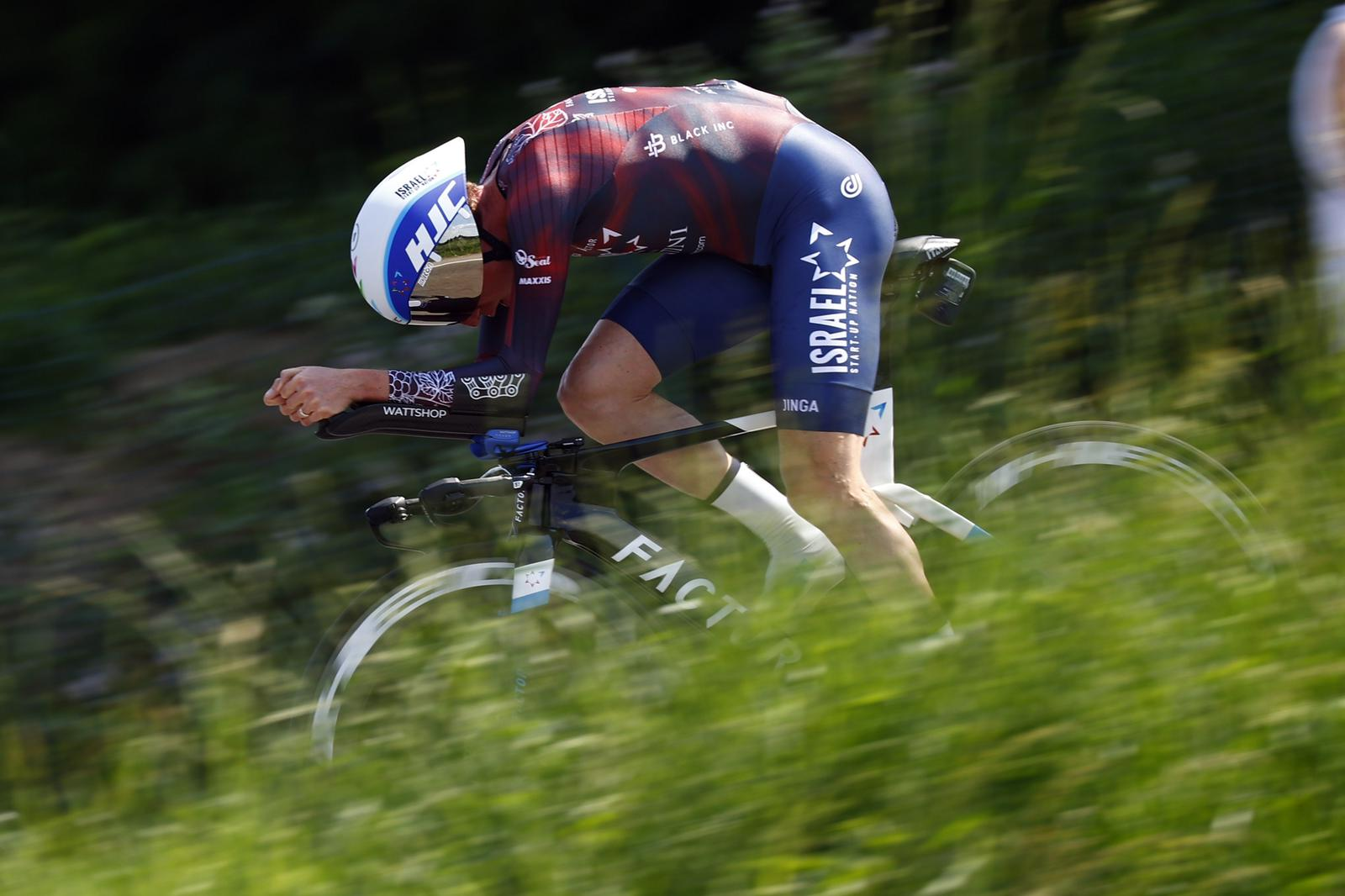 ISN's Successful Giro: Pink, Stage Win and a Top-10 in GC