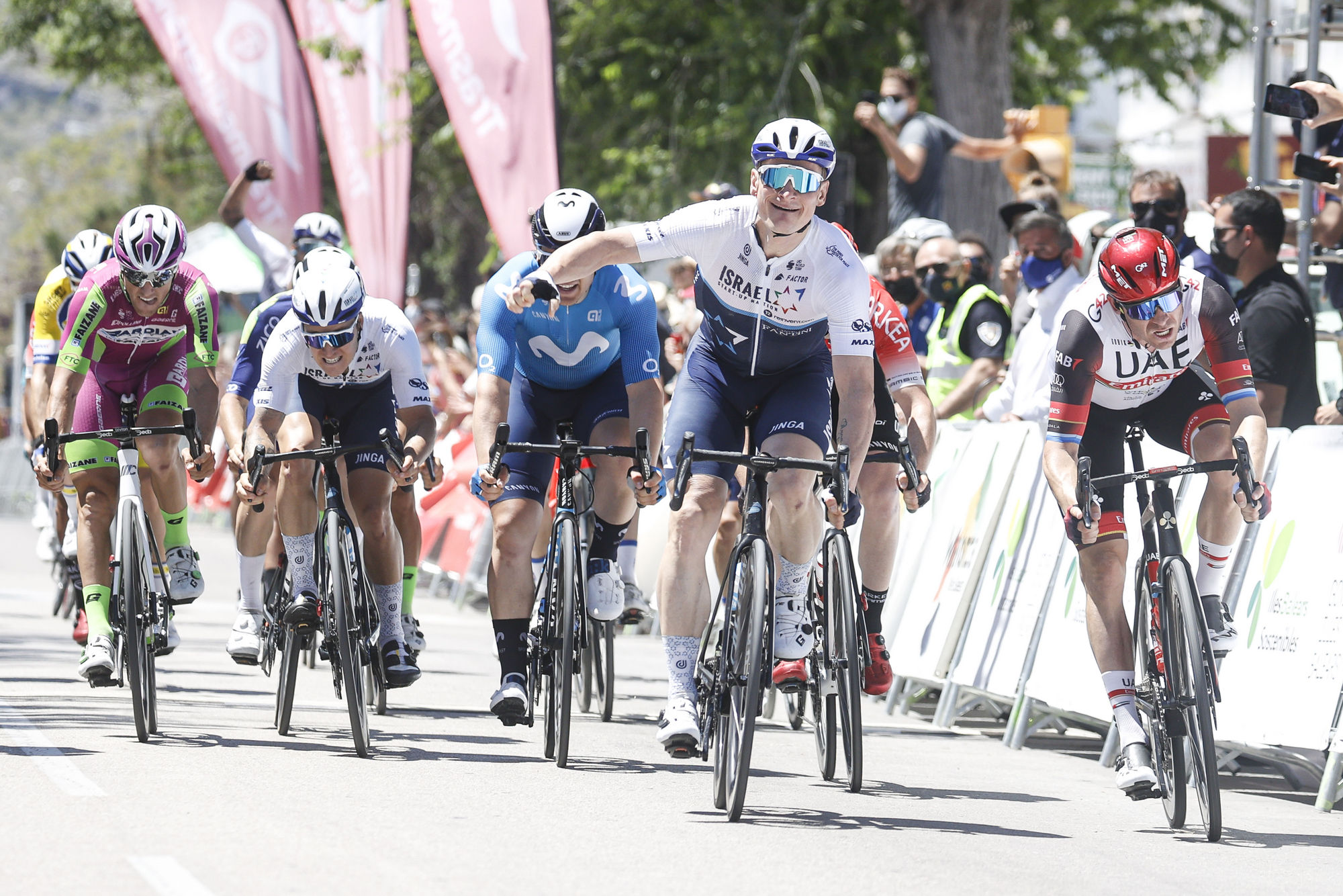 TRIUMPHANT GREIPEL: THE PASSION, THE BELIEF, THE FUN