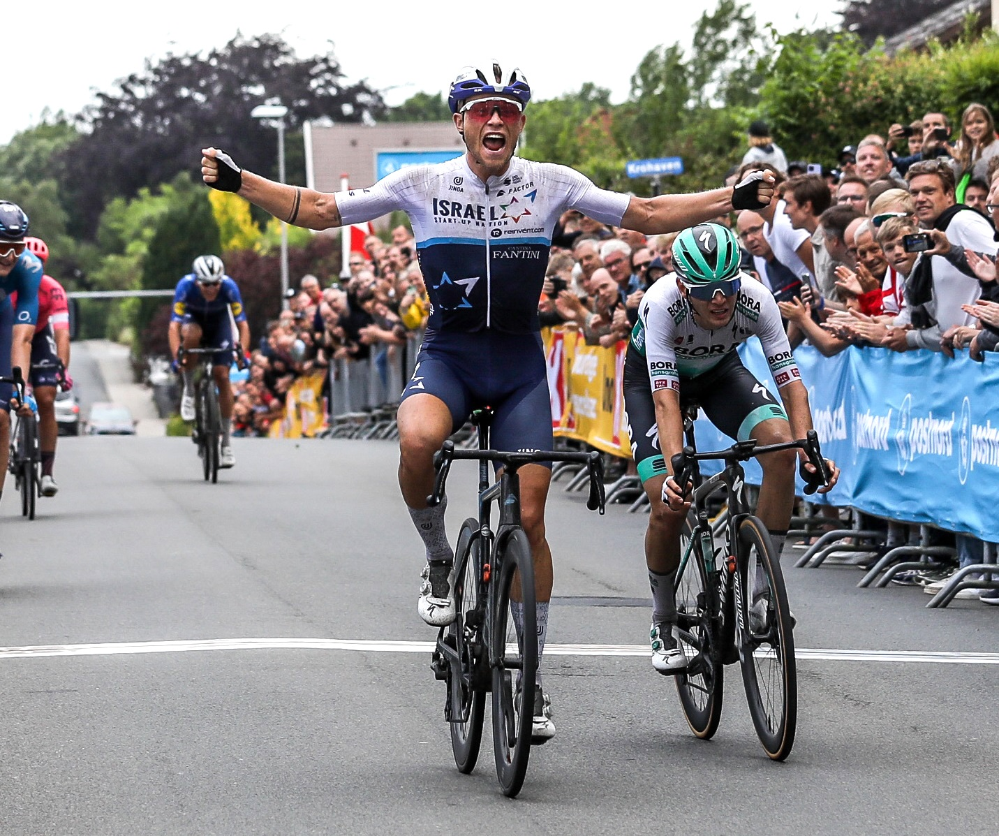 Mads Würtz Schmidt is the new Danish champion